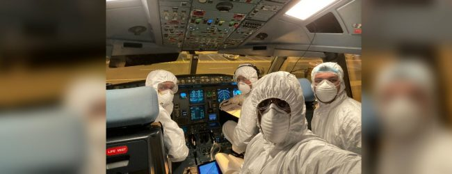 SriLankan thanks selfless volunteers who flew to Wuhan