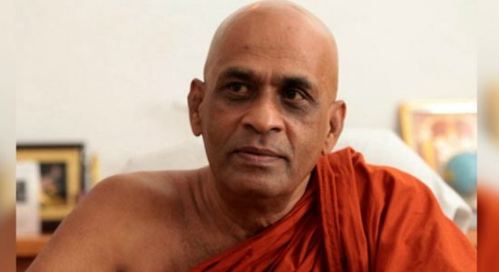 We urge the Govt. to refrain from signing foreign agreements : Elle Gunewansa Thero