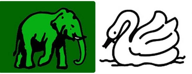 The Elephant or the Swan, what will the UNP working committee pick?