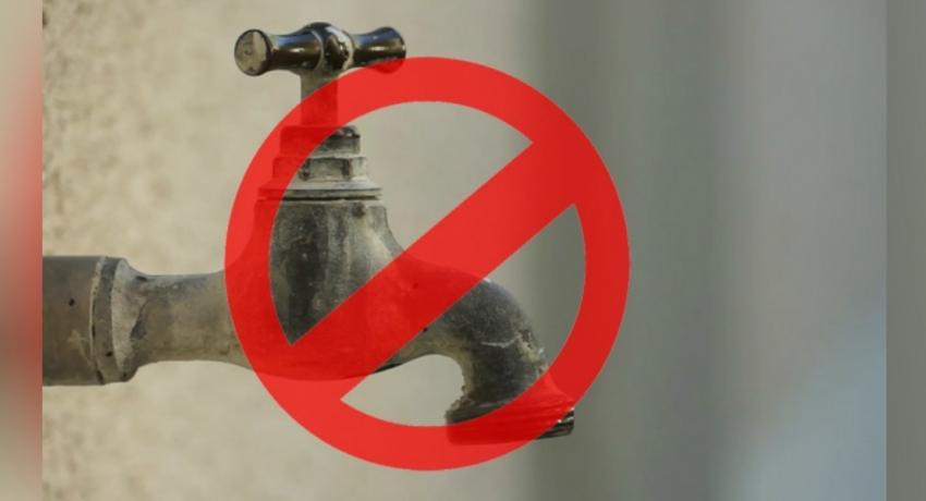 12 hour water cut for Athurugiriya