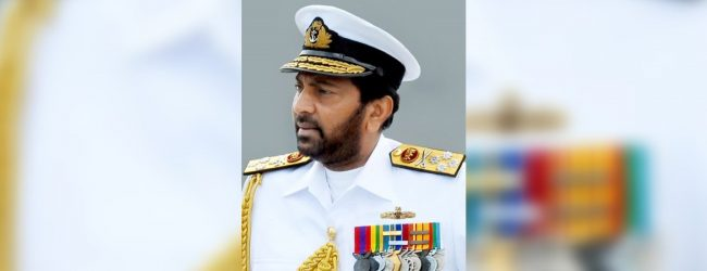 Summons issued for the 04th time on Admiral of the Fleet Wasantha Karannagoda