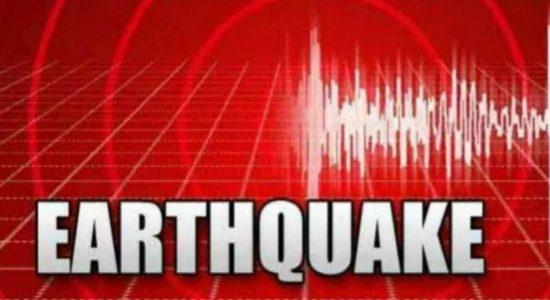 5.4 magnitude quake in the Indian Ocean ; No tsunami alert