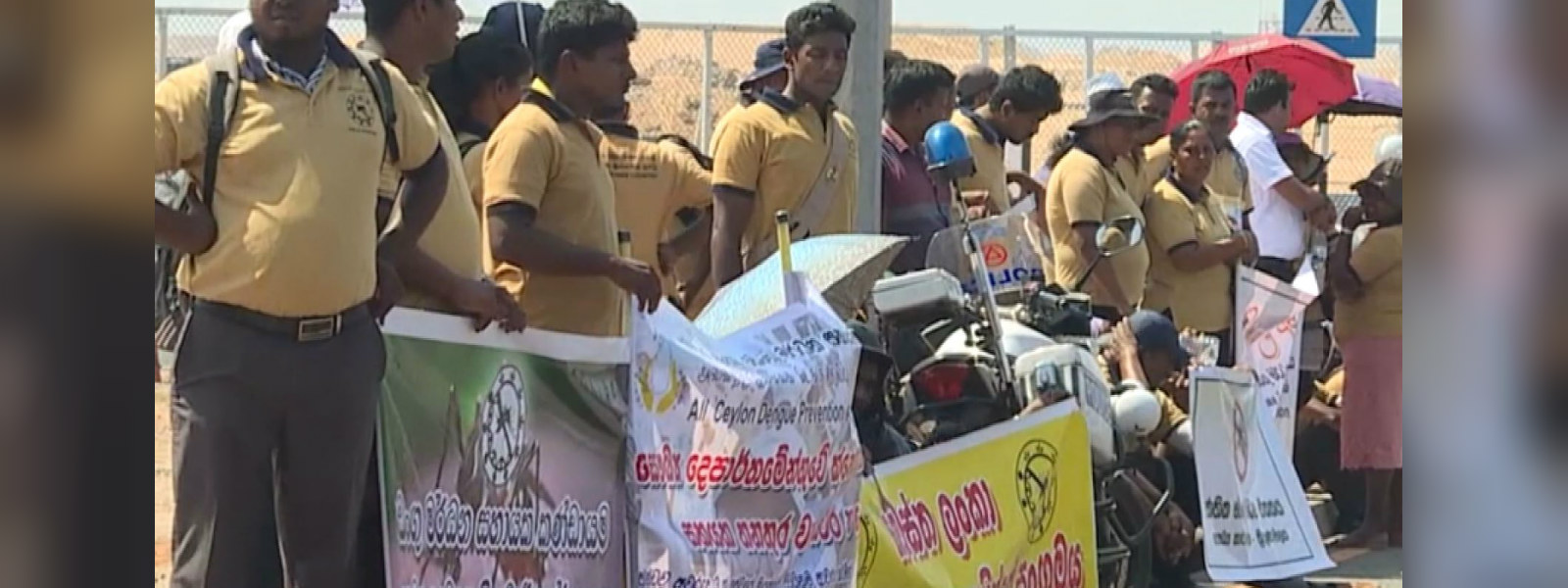 Assistant officers of Health Ministry end protest
