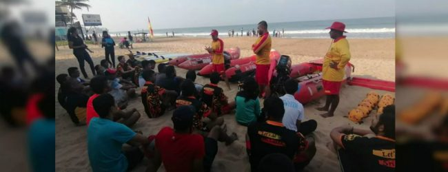 Drowning Prevention : V Force creating volunteer life savers