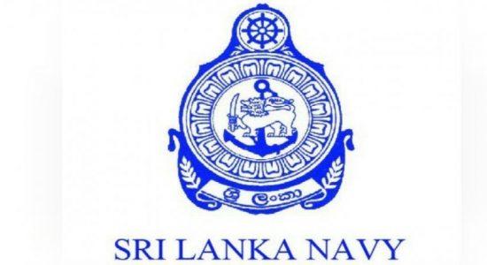 97kg of Kerala Ganja discovered from Mayiladi sea – Sri Lanka Navy
