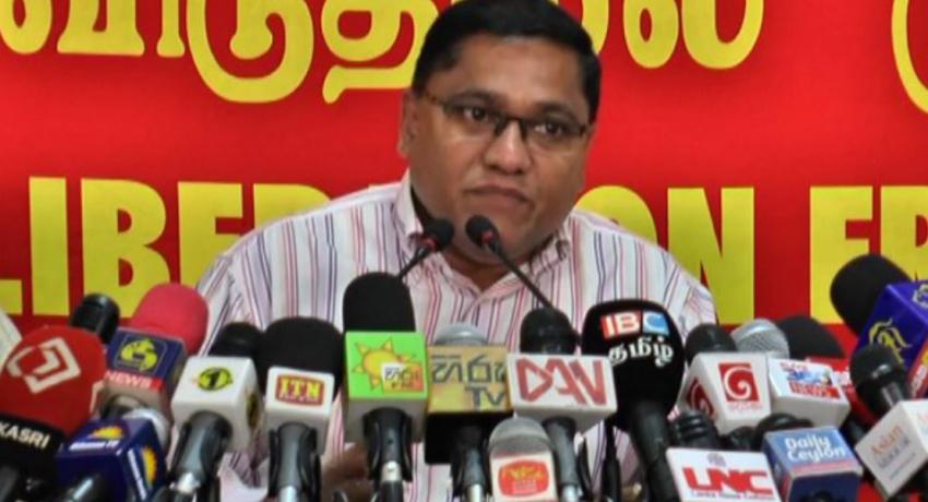 Vijitha Slams government  over decision at UNHRC