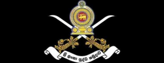 244 promotions for members of the Sri Lanka Army