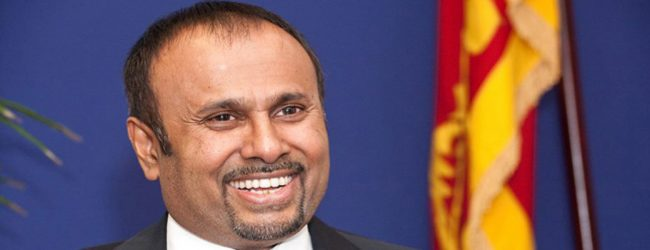 UPDATE : Former Ambassador Udayanga Weeratunga arrested by the CID