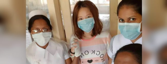 Coronavirus patient to depart for China after making a full recovery