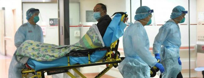 China reports 108 Coronavirus deaths in one day