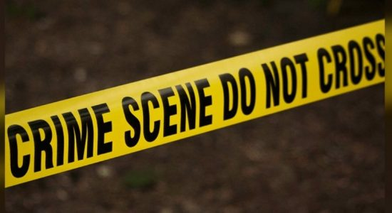 55 year old stabbed to death in Ja-Ela