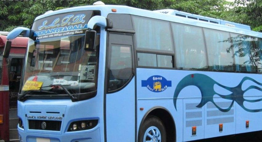 Luxury bus service begins operations to Hambantota