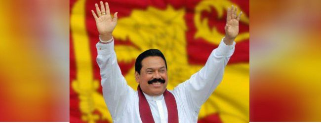 "Sri Lanka is on the ""cusp of a golden era"" – PM Mahinda Rajapaksa"