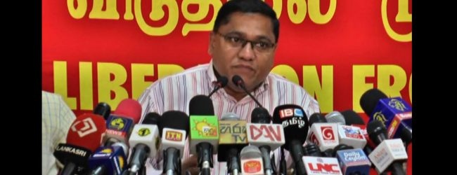 Vijitha Slams government  over decision at UNHRC