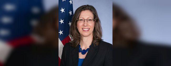 Displeasure over US travel ban on Army Commander conveyed to US Ambassador Alaina B. Teplitz