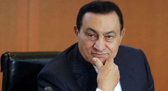 Ousted Egyptian President Hosni Mubarak passes away at the age of 91