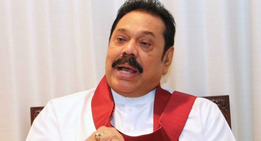 PM Mahinda Rajapaksa to take questions in Parliament today