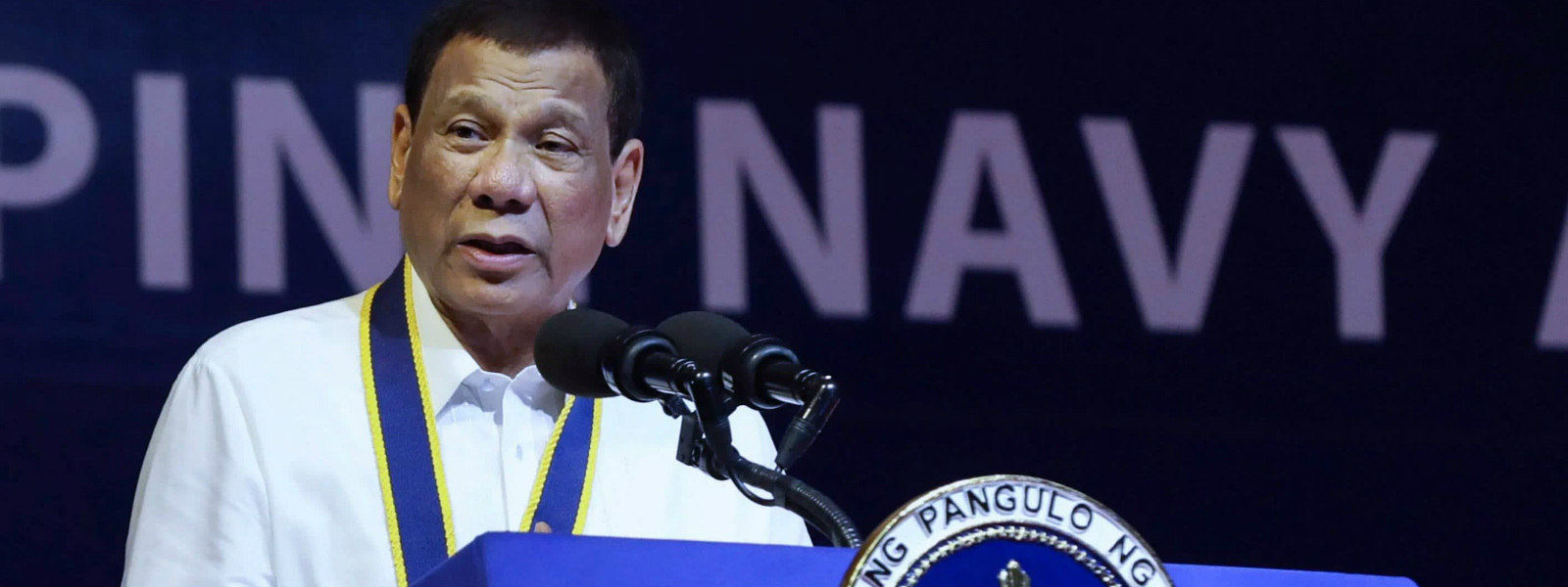 Duterte terminates Philippines – USA troop pact