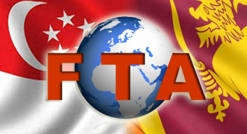 Government decides to review Sri Lanka – Singapore FTA