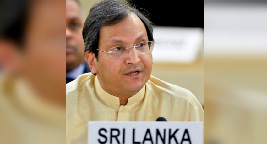 Foreign Secretary briefs on decision to withdraw SL from co-sponsorship of UNHRC resolution