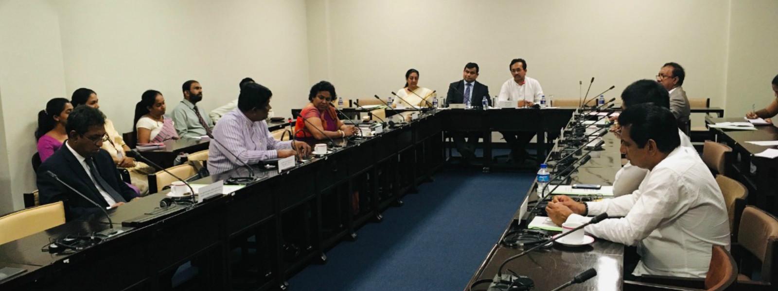Sunil Handunetti re-appointed as COPE chairman
