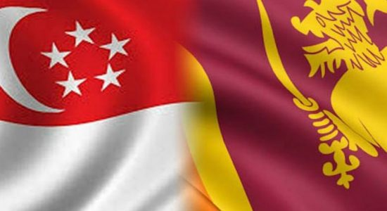 Government to revisit and review Sri Lanka – Singapore FTA