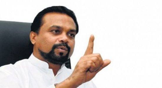 Minister Wimal Weerawansa assures people that MCC will not be signed under GR's government