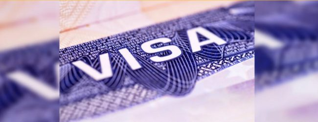 Visa Issued for Foreign Nationals Extended till 12th April