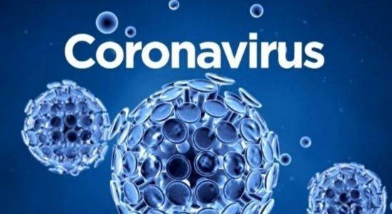 2 new confirmed COVID -19 cases in Sri Lanka