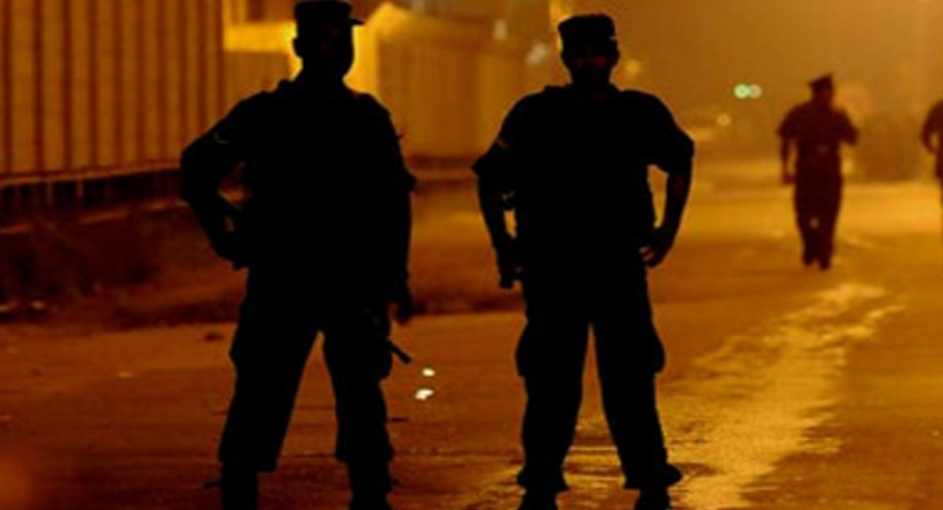 Curfew extended for six key districts including Kandy