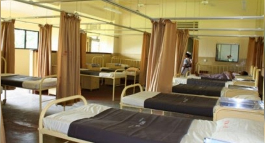 First two wards at Colombo East Base hospital to treat Coronavirus opens