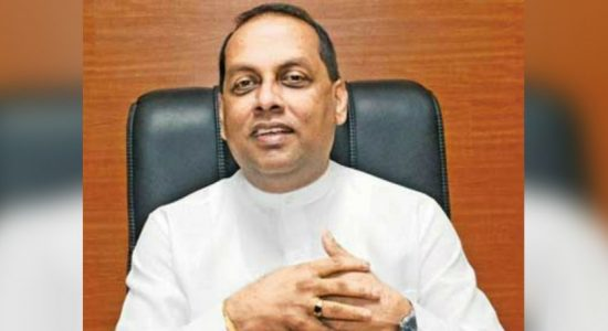 Public Transport Services to be Disinfected: Min. Mahinda Amaraweera