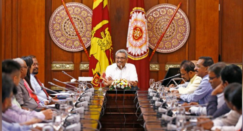 19th amendment is a hindrance to public service – President