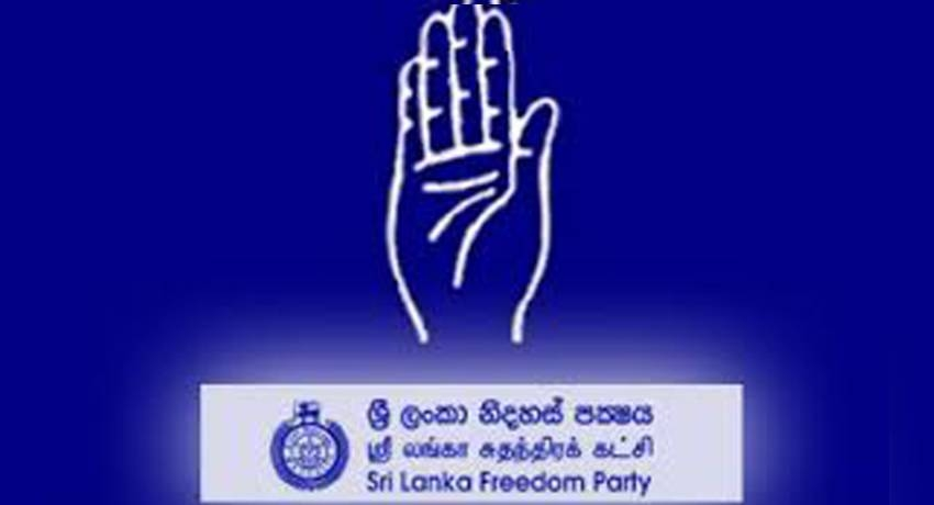 Frontline SLFP members sign nominations for general election