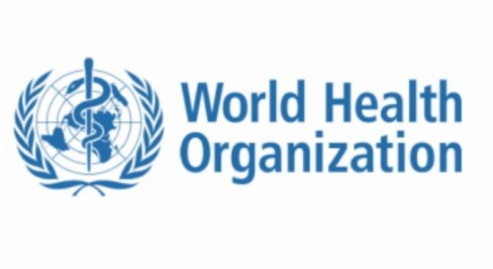 WHO donates medical equipment worth Rs. 105 million