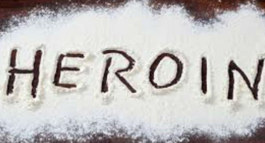 330kg of heroin found in international waters