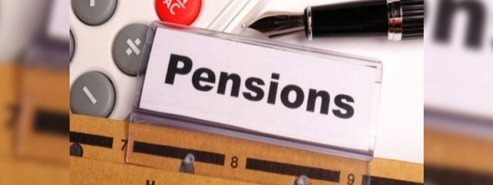 Pension payments for senior citizens today & tomorrow