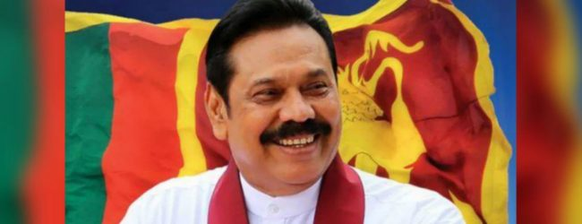 Pay salaries of public officers on Monday- Prime Minister Mahinda Rajapaksa