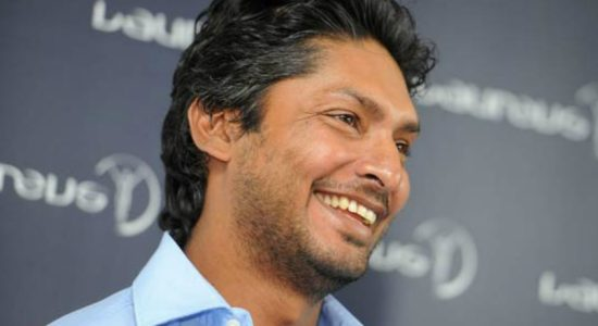 Kumar Sangakkara in self-quarantine following England tour