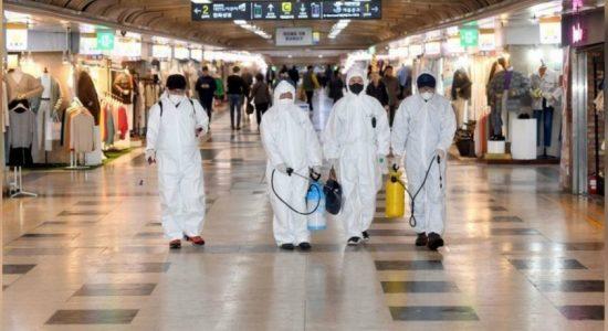 Corona outbreak: Two quarantine centres in Batticoloa
