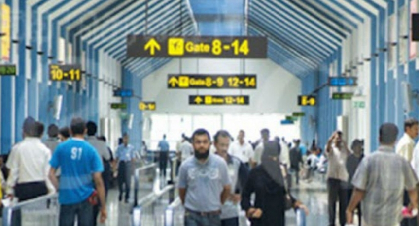 622 passengers transferred to quarantine facilities