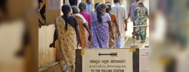 166 candidates place cash deposits to contest general elections
