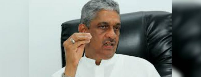 """This government will never intervene in activities of multi-millionare businessmen"" – Field Marshal Sarath Fonseka"