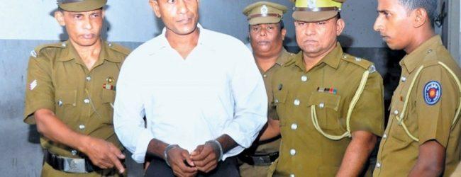 Presidential Pardon to Fmr. Army Staff Sergeant Sunil Ratnayake