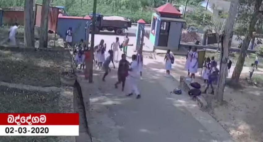Brawl at Baddegama school injures 2 students
