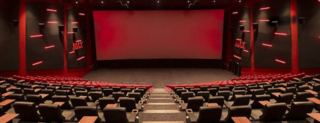 All theatres in the country will be closed