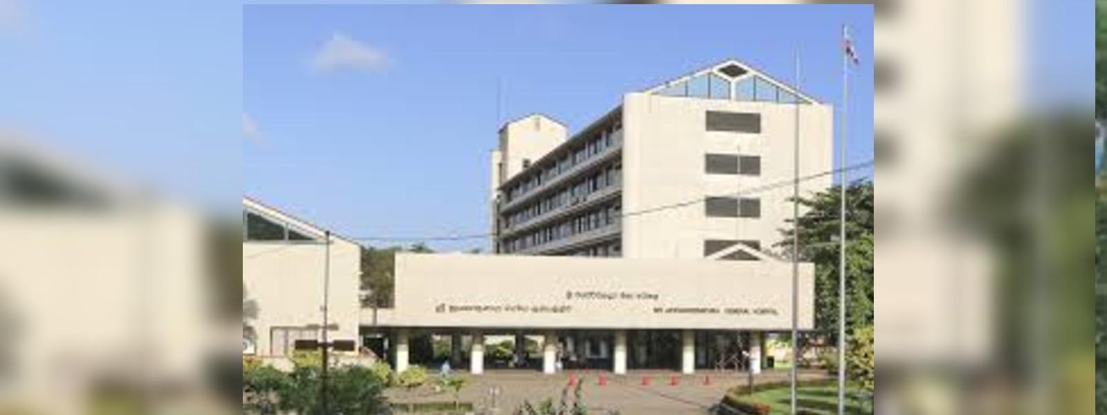 Sri Jayawardenapura hospital disinfected following visit of COVID 19 patient