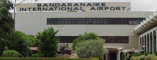 All passenger arrivals temporarily suspended from midnight today