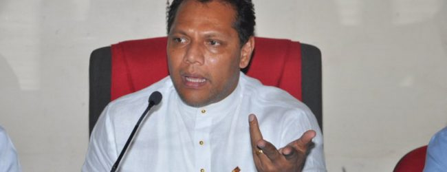 """Do we have to remain silent or form a new political force?"" – Dayasiri Jayasekara lashes out at forces criticizing SLFP"