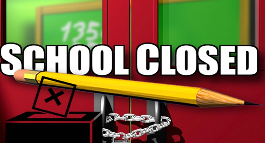 Government schools closed from tomorrow till April 20th